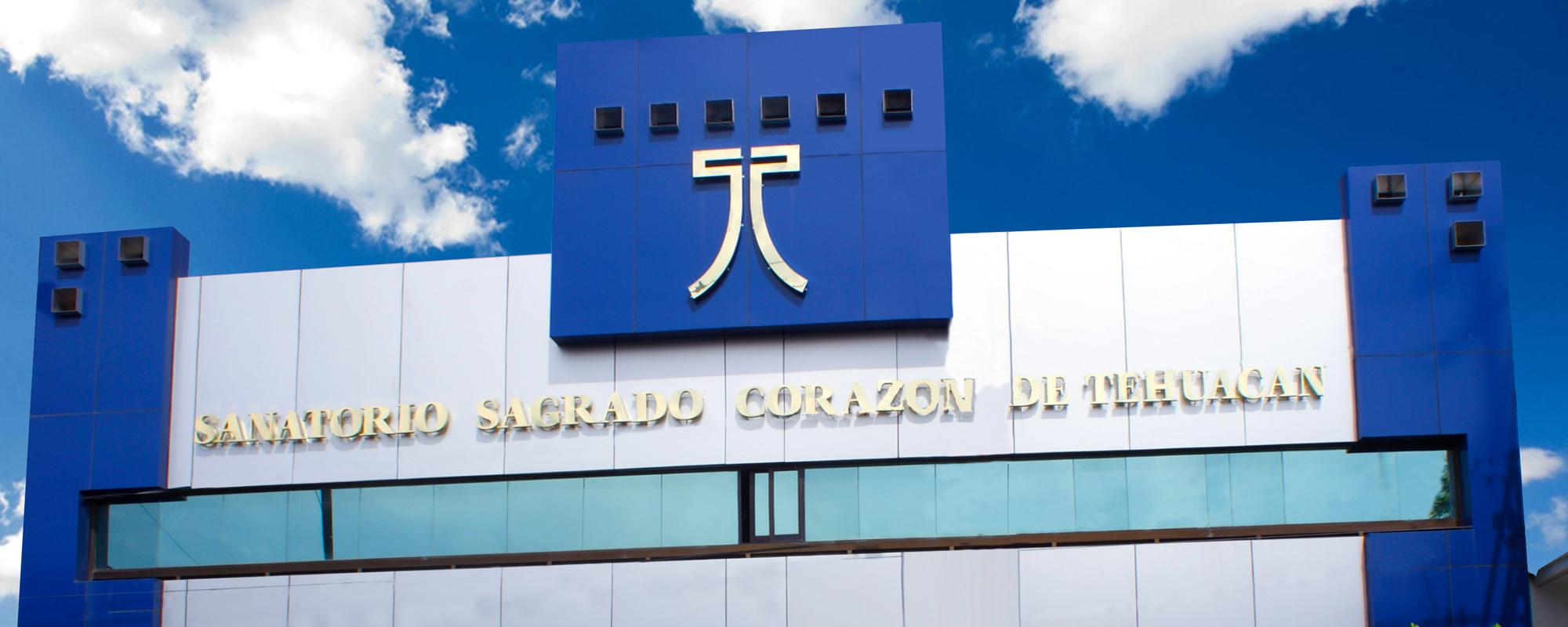 Sanatorio Sagrado Corazón de Tehuacán